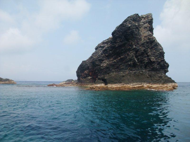 黒島北ツインロック