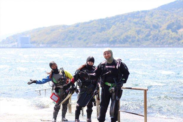 6.海洋実習(2日間)