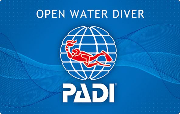 PADIオープンウォーター・ダイバーコース