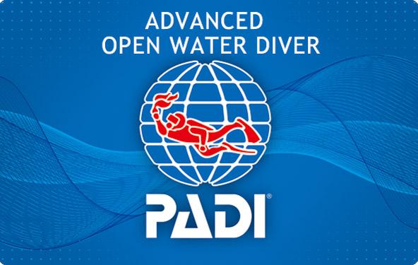 PADIアドヴァンスド・オープンウォーター・ダイバーコース